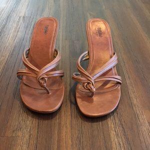 Mossimo slide on heels
